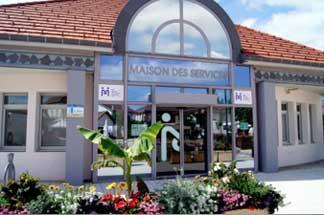Locaux Valdahon