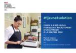 Employeurs, découvrez les mesures d'aide à l'embauche des jeunes (Plan de relance #1jeune 1solution)