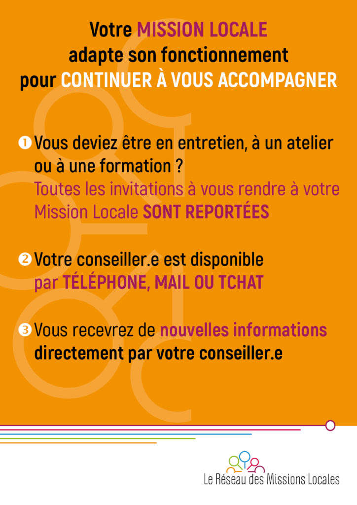 Affiche Communication COVID