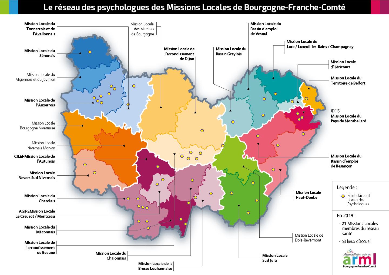 Crate du réseau des psychologues BFC