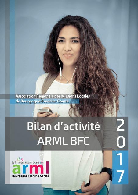 Bilan d'activité ARML BFC 2017